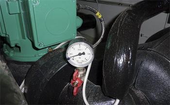 Rörsystem för värmepumpar